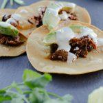Instant Pot Barbacoa Tacos | circleofeaters.com